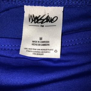 Mossimo Supply Co. Swim - Blue target bathing suit bottoms